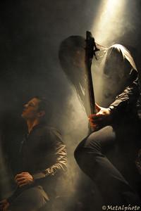 Satyricon @ Melkweg, Amsterdam, November 20, 2008.