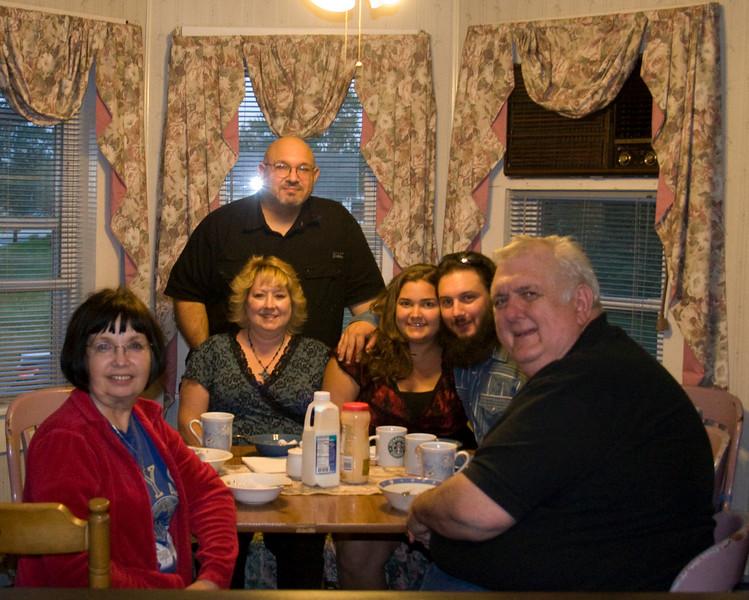 Personal - Bob Hagars visit