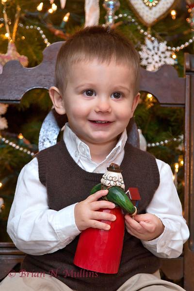 Eli: Ready for Christmas 2011