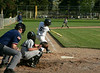 Base Hit, Philip (ball to 3rd baseman's left)
