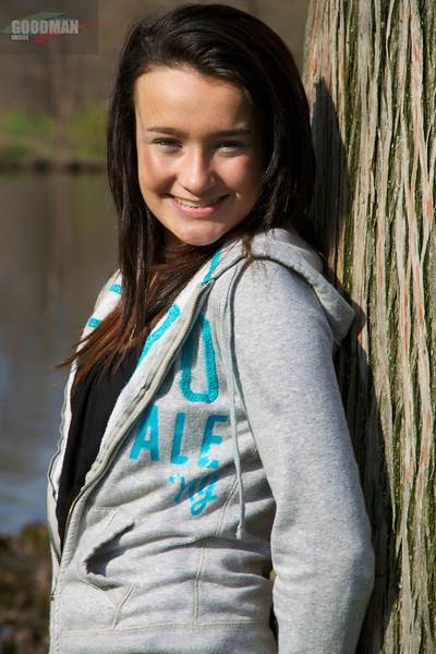 Nina Balducci 3-17-2012 Photo Shoot