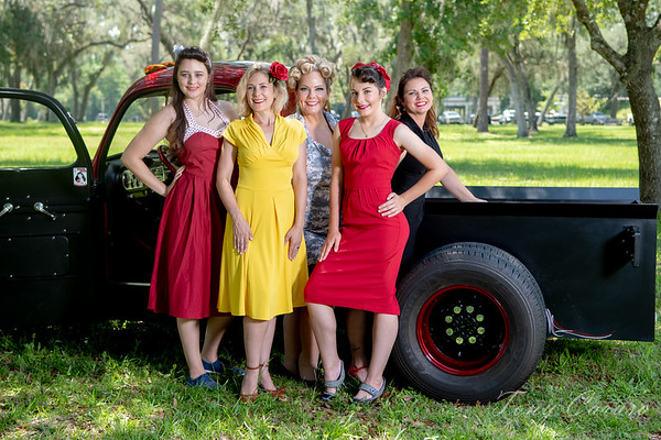 Pinup Shootout on June 2, 2018  Hosted by Shadow Rose Photography's