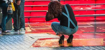 High heels photographer