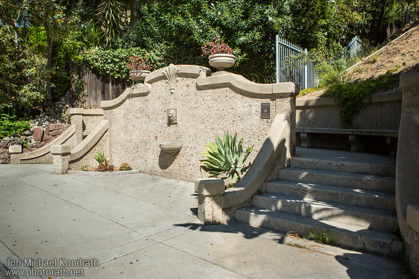 Los Feliz Heights Stairs_Kondrath_082614_009