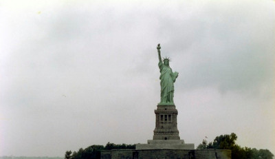 Statue of Liberty, trip to NYC