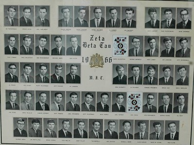 """1966 Composite Photo -- Click on this photo to see it enlarged.  Then, look below the enlarged photo, and click on the word """"original"""".  This will give you a really large image, and you should be able to read the names below everyone's photo in the composites."""