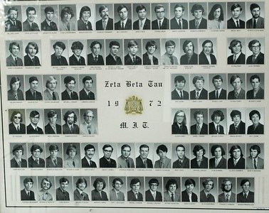 """1972 Composite Photo -- Click on this photo to see it enlarged.  Then, look below the enlarged photo, and click on the word """"original"""".  This will give you a really large image, and you should be able to read the names below everyone's photo in the composites."""