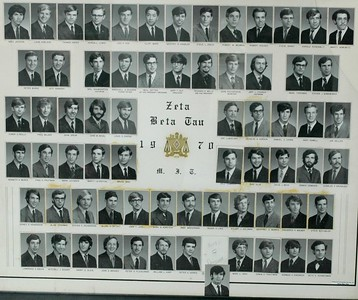 """1970 Composite Photo -- Click on this photo to see it enlarged.  Then, look below the enlarged photo, and click on the word """"original"""".  This will give you a really large image, and you should be able to read the names below everyone's photo in the composites."""