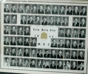 """1968 Composite Photo -- Click on this photo to see it enlarged.  Then, look below the enlarged photo, and click on the word """"original"""".  This will give you a really large image, and you should be able to read the names below everyone's photo in the composites."""
