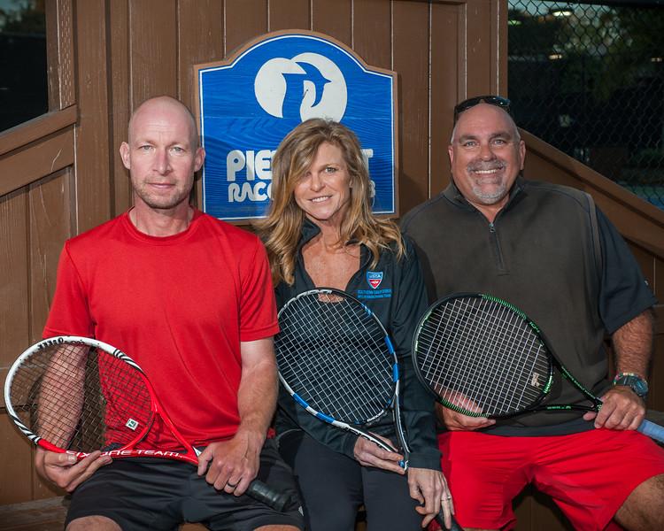Pierpont Racquet Club Tennis Staff
