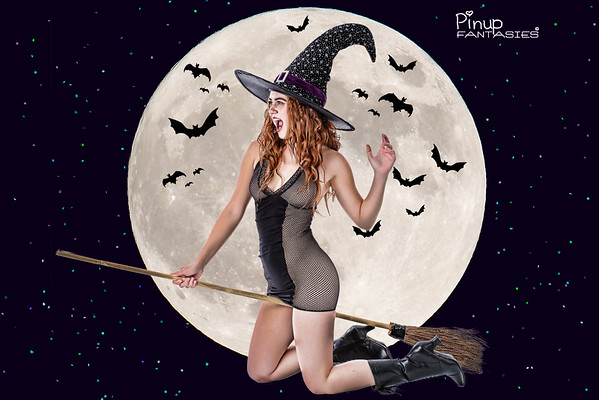 Oct 21, 2016 Witchy Woman
