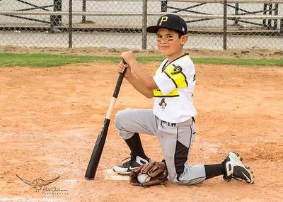 Pirates Baseball Fall 2018-Pete Esparza - 9-4