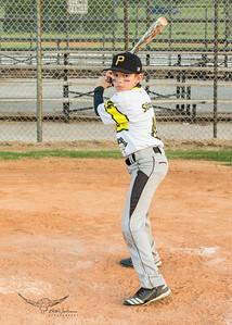 Pirates Baseball Fall 2018-Houstyn Stites - 4-8