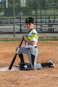 Pirates Baseball Fall 2018-Raiden Logan - 12-3