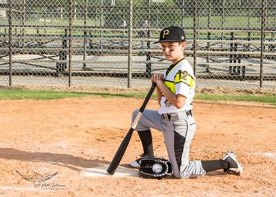 Pirates Baseball Fall 2018-Raiden Logan - 12-2