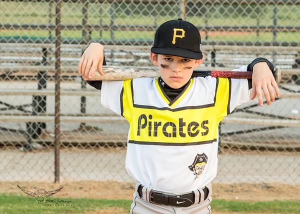 Pirates Baseball Fall 2018-Houstyn Stites - 4-10