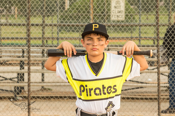 Pirates Baseball Fall 2018-Linken Frank - 7-2