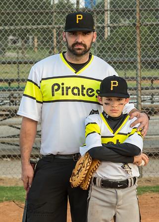 Pirates Baseball Fall 2018-Houstyn Stites - 4-3