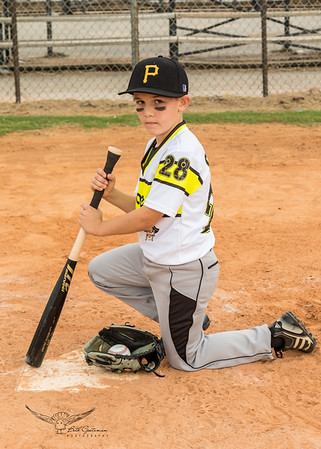 Pirates Baseball Fall 2018-Dominic Alfonse - 28-4