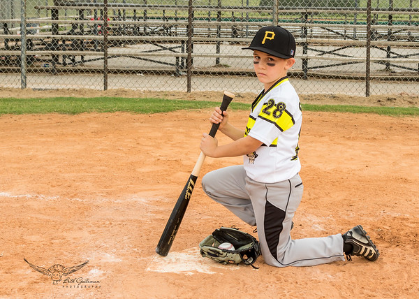 Pirates Baseball Fall 2018-Dominic Alfonse - 28-5