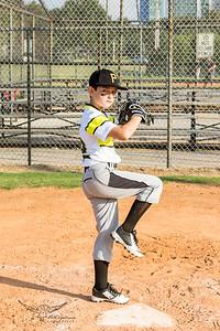 Pirates Baseball Fall 2018-Raiden Logan - 12-6