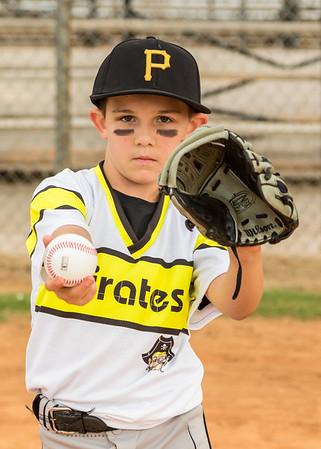 Pirates Baseball Fall 2018-Dominic Alfonse - 28-3