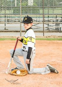 Pirates Baseball Fall 2018-Houstyn Stites - 4-7