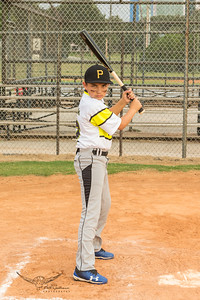 Pirates Baseball Fall 2018-Linken Frank - 7-5