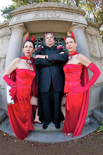 Dan Smigrod, Photographer - Models:Martha, Julie & Gerry