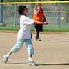 "Izzy Crouse pitches against the Playball Bunnies.<br /> Isabelle Crouse started a softball tournament 4-years ago to fight breast cancer after her teammate, Heidi Muller, contracted the disease. Proceeds go individuals and the Boulder Community Hospital Cancer Research Foundation.<br /> For more photos and a video of the game, go to  <a href=""http://www.dailycamera.com"">http://www.dailycamera.com</a><br /> Cliff Grassmick / August 21, 2011"