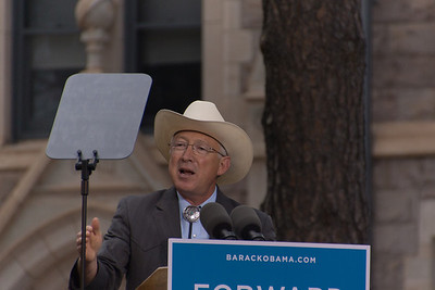 Ken Salazar - Secretary of the Interior