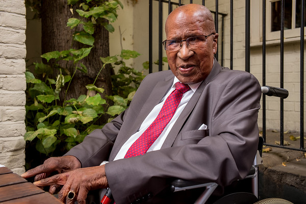 Andrew Mlangeni, in Conversation with Maya Prabhu