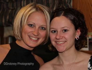 Two of our beautiful nieces - Rachel and Charlette - Karen's daughters.