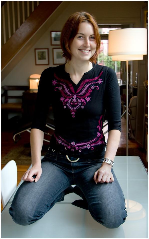 Kristie Miller, 2008