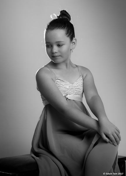 Dance photo session with Emylee Schneider at Milestone Photography Studio on June 20, 2017.