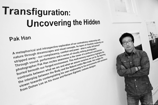 Portrait of an Artist - Pak Han
