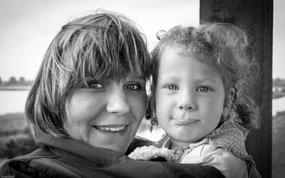 Mit Tanta Karo in der Lewitz