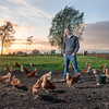 UK Weather: Cambridgeshire Farmer