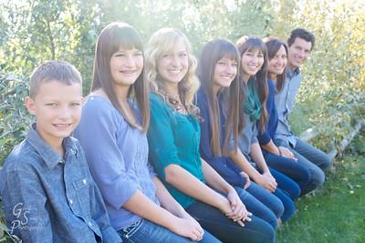Daren and Ann Family