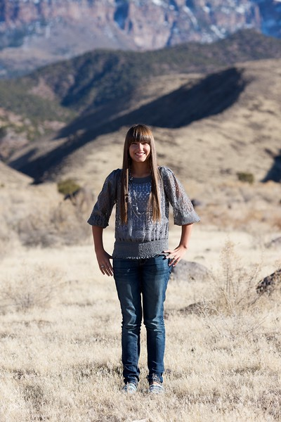Jenny Senior Portrait