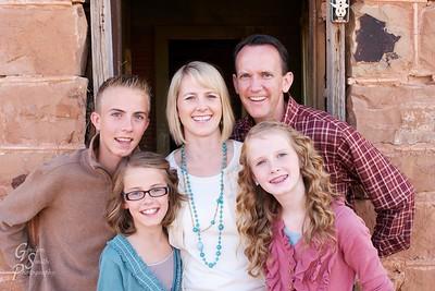Powell Family 2011