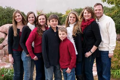 Doug Taylor family portrait