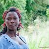 <h4>Angolan woman.