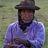 "<strong><center> Woman from the Andes Mountain</strong></center> We met this woman on our hike in the Andes Mountains in Peru. We did the <a href=""http://en.wikipedia.org/wiki/Salcantay"" target=""_blank"">Salcantay </a>Route, a five days hike on remote paths leading us through an amazing variety of landscapes and habitats. We had to cross a high pass (16,240 ft.) below the spectacular glaciers of the Humantay (19,414ft) and Salcantay (20,572ft.)  Towards the end of our hike we camped at Winaypoko (5904ft). And that is where we met her. Unfortunately we were not able to speak with her, she speak only <a href=""http://en.wikipedia.org/wiki/Quechua"" target=""_blank"">Quechua</a>, the native language that was widely spoken across the Central Andes long before the time of the Incas. But with a serious nod she allowed us to take her portrait.  <span style=""color: #333333;"">."