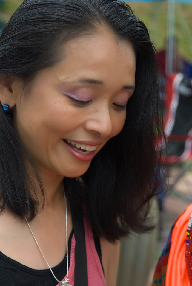 Hiroko Taki Uchi-  Mrs Pico Iyer-  Denver CO    June 2007