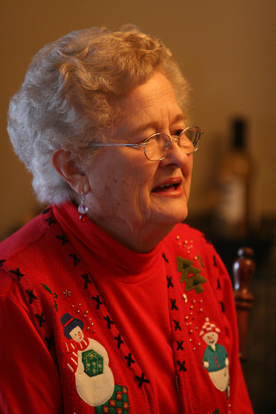 Mrs. Polly Burke of Ayden.