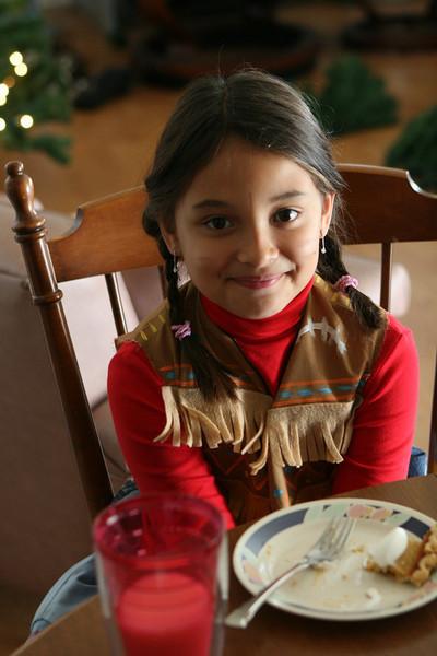 Melanie Larson ~ Our Sweet Thanksgiving Princess