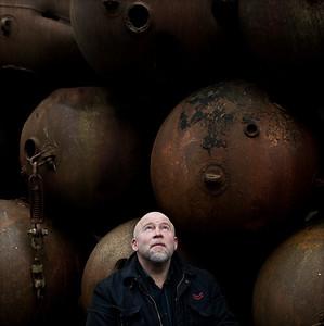 Sculptor Mati Karmin