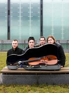 Cello quartet C-Jam ( Villu Vihermäe, Andreas Lend, Pärt Tarvas ja Margus Uus)