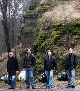 Cello quartet C-jam